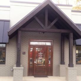 Greenville Family Smiles Dentistry - Entrance Restoration