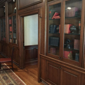 Oak Cabinetry, Poinsett Club, Greenville, SC