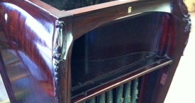 Victrola c. 1930, French Polish, Greenville, SC