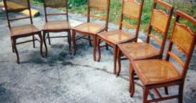 Recaning - Dining Chairs