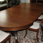 dining table furniture restoration